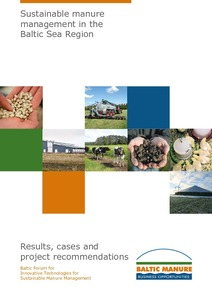 Sustainable manure management in the Baltic Sea Region